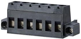 31251108, Съемная клеммная колодка, 5.08 мм, 8 вывод(-ов), 28AWG до 12AWG, 2.5 мм², Винт, 16 А