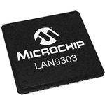 Фото 2/3 LAN9303-ABZJ, Ethernet контроллер, 200 Мбит/с, IEEE 802.3, 3 В, 3.6 В, QFN, 56 вывод(-ов)