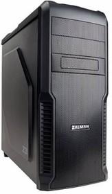 Корпус ATX ZALMAN Z3, Midi-Tower, без БП, черный
