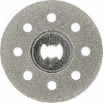DREMEL SC545, Алмазный отрезной круг (38мм)(1ШТ)