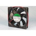 Вентилятор постоянного тока 24 Вольта, шариковый подшипник, 4500об/мин ...