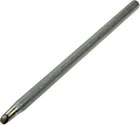 10-65, жало, несгораемое, d=4.00mm., со скосом круглым