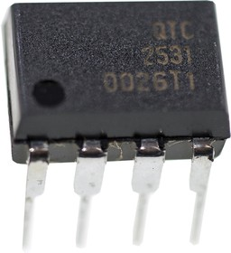 HCPL-2531, Dual Channel High Speed Optocoupler