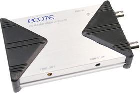 Acute DS-1002, 2-кан.100Мгц PC-USB осциллограф 64Кб/кан