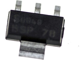 BSP78, Smart Lowside Power Switch 40V/3A SOT-223