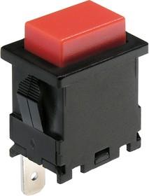 LC-8302BROT-G кнопка красн.без фикс. 250В 10A (EP-11)