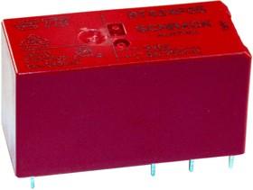 Фото 1/3 RT424F05, Реле 5VDC 2пер. 8A/250VAC бистабильное 2 катушки