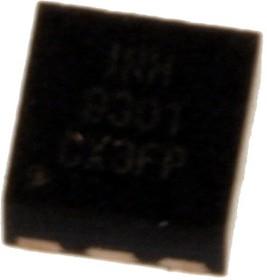 IRFHS9301TRPBF,Pкан -30В -8.5А 37мОм PQFN2x2