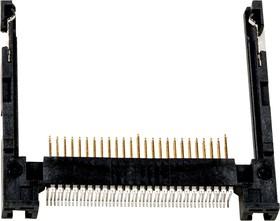 ICM-MA2H-SS52-R21A, разъем угл под Flash карту 50конт.1.27мм