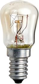 Лампа 25Вт, миниатюрная прозрачная, цоколь E14