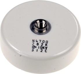 DHS4E4A282KL2B,конденсат 10кВ 2800пф 38мм