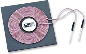 760308201, Катушка для зарядки, беспроводной, Серия WE-WPCC, 10 мкГн, ± 5%