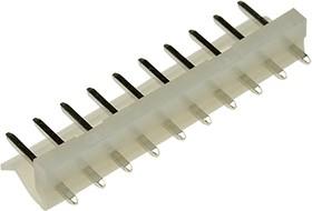 MPW-10 вилка на плату 5.08мм прям.