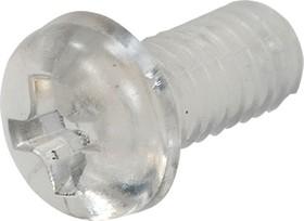 PF-408K, винт пластик. 4x8 мм