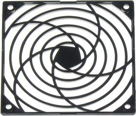 K-PG12J-4PA решетка пласт.для вентилятора 120х120мм