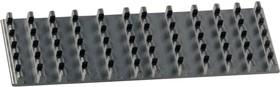 1542656-2, радиатор XFP.MSA PCI 57x18х4,2 мм