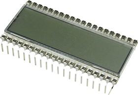 ITH-G0824SFNP,сегмент.ЖКИ 4 разр. (ITD014C)