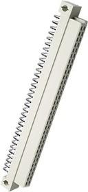DIN41612R розетка уг.90, 32 x 2 ряда AB 64конт