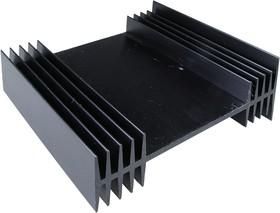 HS 134-100, радиатор алюминиевый 100x108x27