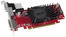 Видеокарта ASUS Radeon R5 230, R5230-SL-2GD3-L, 2Гб, DDR3, Low Profile, Ret