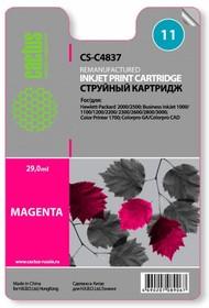 Картридж CACTUS CS-C4837 №11, пурпурный