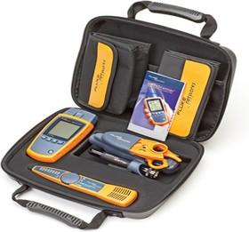 MS2-TTK, Тестер кабельный MicroScanner2 (комплект) для работы с витой парой, телефонным, коаксиальным кабелем