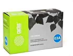 Картридж CACTUS CS-C3903A черный