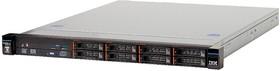 "Сервер IBM ExpSell x3250 M5 E3-1220V3/1x4Gb SAS/SATA 2.5""/RW/300W (5458E4G)"