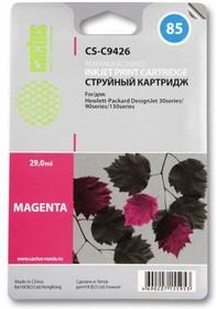 Картридж CACTUS CS-C9426 №85, пурпурный
