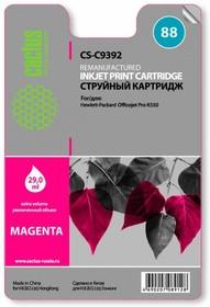 Картридж CACTUS CS-C9392 №88, пурпурный