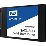 "Накопитель SSD WD Original SATA III 250Gb WDS250G2B0A Blue 2.5"""