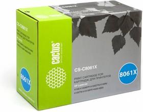 Картридж CACTUS CS-C8061X черный