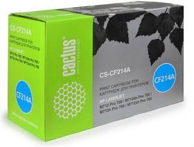 Картридж CACTUS CS-CF214A черный