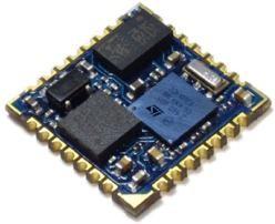 INEMO-M1, Миниатюрный 9-осевой модуль с геомагнитным датчиком и гироскопом на базе микроконтроллера STM32F103R