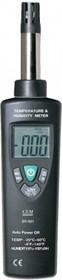 Фото 1/2 DT-321, Цифровой Гигро-термометр