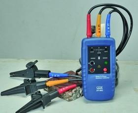 Фото 1/2 DT-902 индикатор порядка обмоток электродвигателя и чередования фаз
