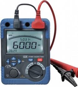 DT-6605 мегаомметр