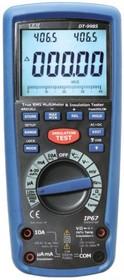DT-9985, Измеритель сопротивления изоляции с True RMS мультиметром