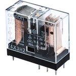 G2R-1-E 24DC, Реле 1 пер. 24VDC 10A/250VAC