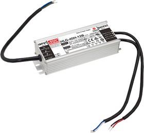 Фото 1/3 HLG-40H-12B, AC/DC LED, блок питания для светодиодного освещения