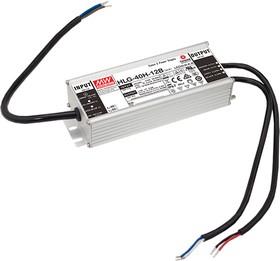 HLG-40H-36AB, AC/DC LED, блок питания для светодиодного освещения
