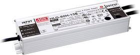 HLG-80H-20B, AC/DC LED, блок питания для светодиодного освещения