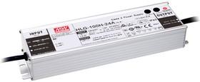HLG-100H-42, AC/DC LED, блок питания для светодиодного освещения