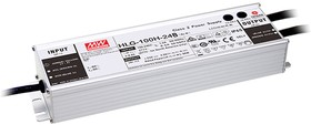 HLG-100H-20AB, AC/DC LED, блок питания для светодиодного освещения