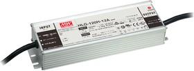 HLG-120H-30, AC/DC LED, блок питания для светодиодного освещения