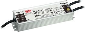 Фото 1/4 HLG-120H-24B, AC/DC LED, блок питания для светодиодного освещения