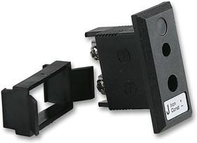 FSTC-J-FF, Разъем термопары, гнездо, типа J, ANSI, стандартный, монтаж в панель