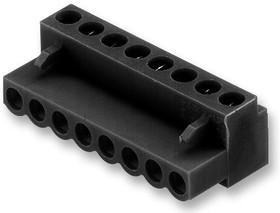 1730750000, Съемная клеммная колодка, 5 мм, 7 вывод(-ов), 26AWG до 14AWG, 1.5 мм², Винт, 10 А