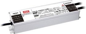 HLG-185H-36AB, AC/DC LED, блок питания для светодиодного освещения