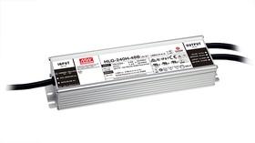 HLG-240H-48AB, AC/DC LED, блок питания для светодиодного освещения